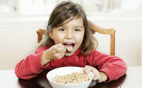 Childhood eating habits: Are you setting the right example?